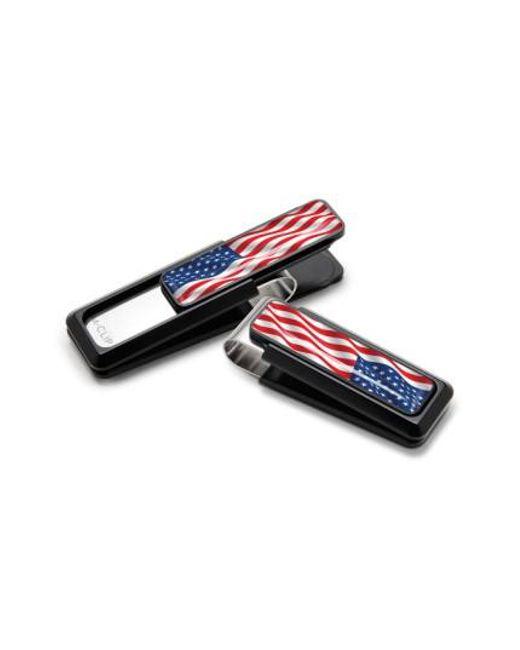 M-clip - Multicolor M-clip American Flag Money Clip for Men - Lyst