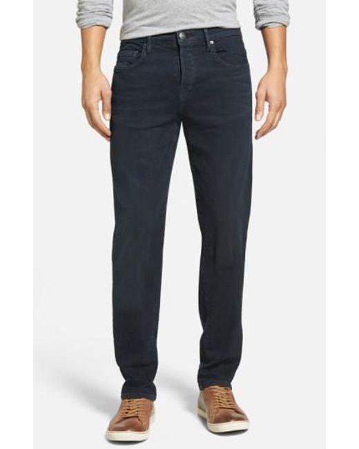 FRAME   Blue 'l'homme' Slim Fit Jeans for Men   Lyst