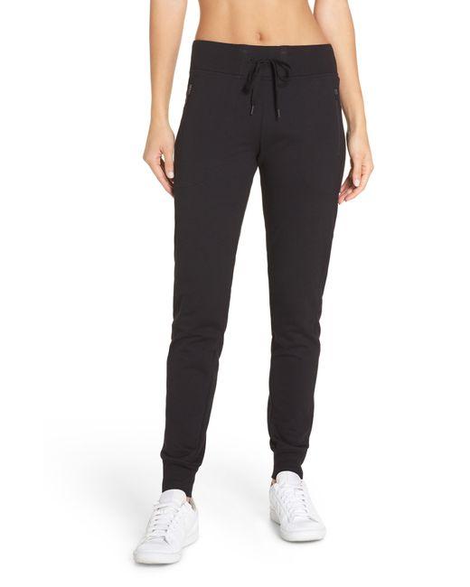 Zella - Black Taryn Luxe Jogger Pants - Lyst