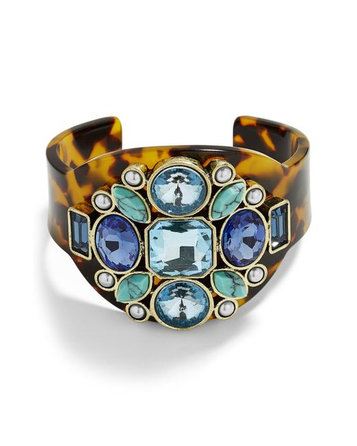 BaubleBar - Multicolor X Micaela Erlanger Out Of Office Cuff - Lyst