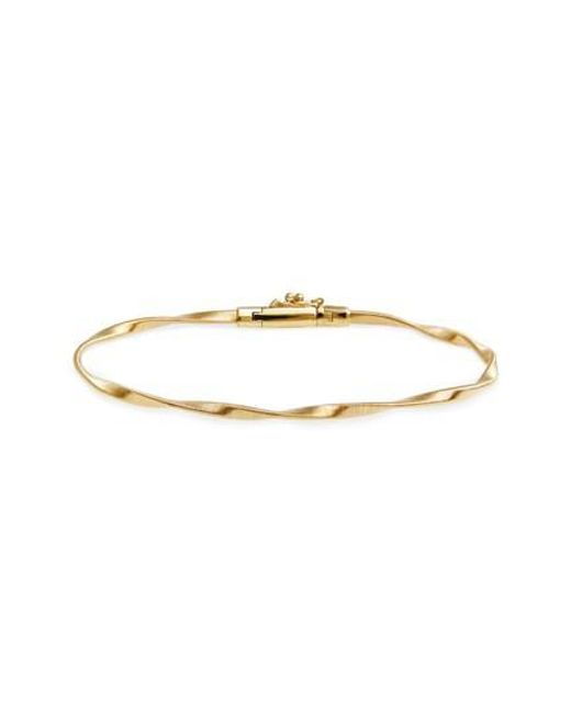 Marco Bicego - Metallic 'marrakech' Single Strand Bracelet - Lyst