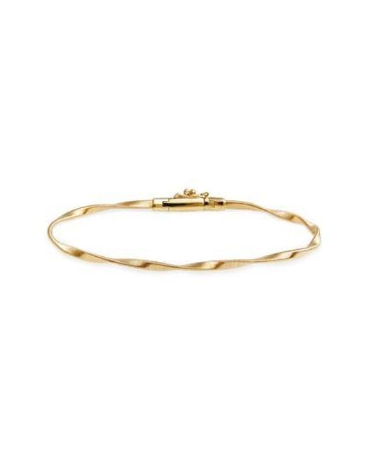 Marco Bicego | Metallic 'marrakech' Single Strand Bracelet | Lyst