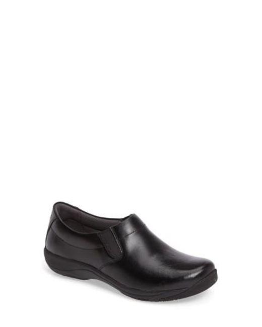 Dansko | Black Ellie Slip-on Sneaker for Men | Lyst
