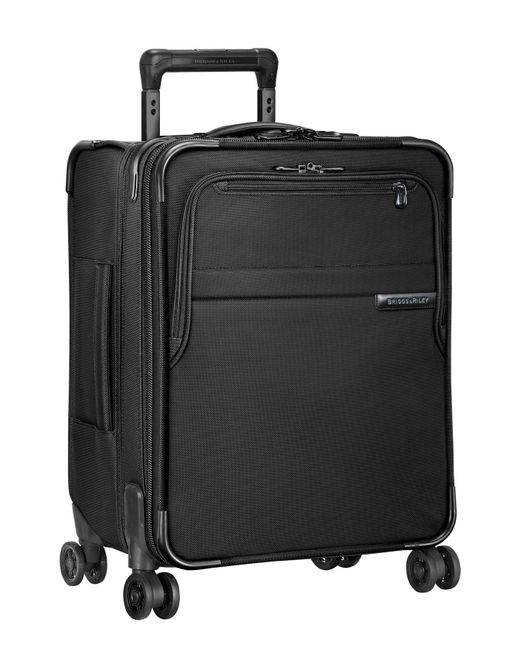 Briggs & Riley - Black 'baseline' Wide Body Expandable Rolling Packing Case for Men - Lyst