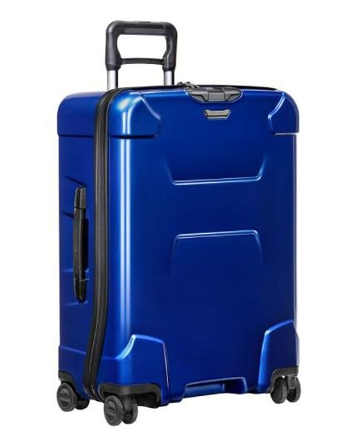 Briggs & Riley - Blue 'torq' Medium Wheeled Packing Case for Men - Lyst