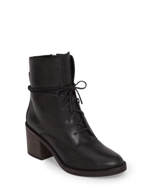 Ugg | Black Ugg Oriana Lace-up Boot | Lyst