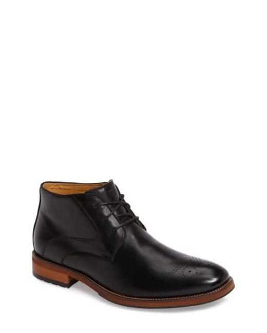 Florsheim | Black Blaze Chukka Boot for Men | Lyst