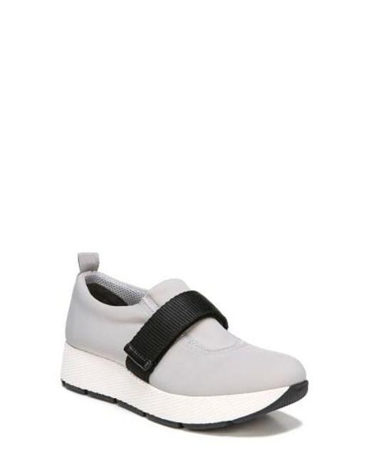 Sarto - Gray Odella Slip-on Sneaker - Lyst