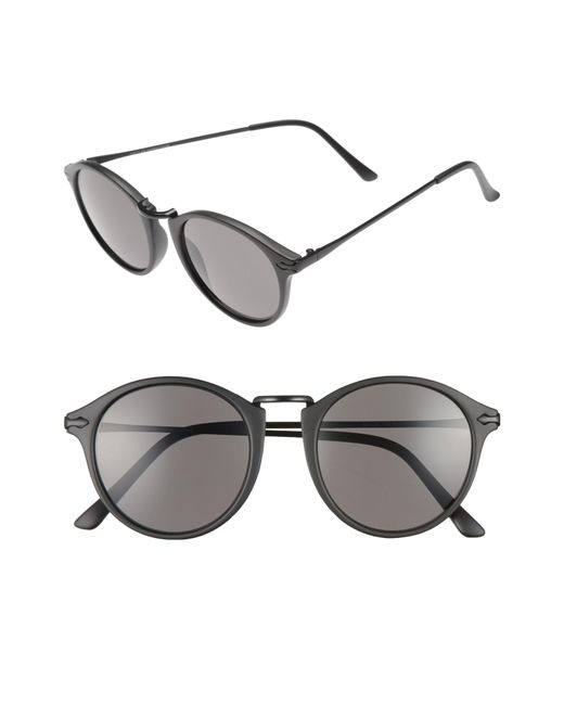 f18fede0385 Nordstrom - Multicolor 1901 Quincy 50mm Sunglasses - for Men - Lyst