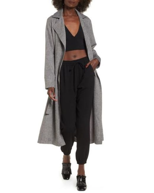 The Fifth Label | Black Harmonic Coat | Lyst