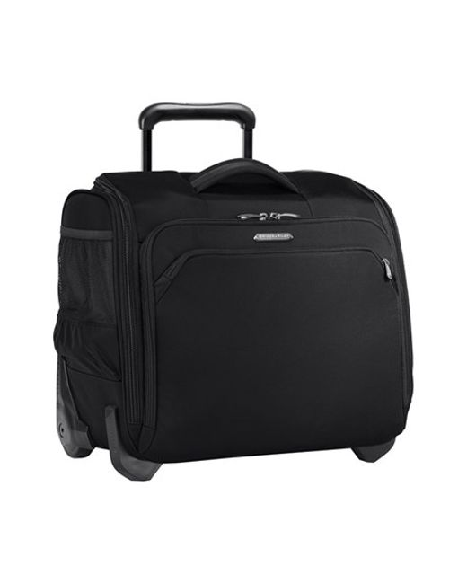 Briggs & Riley | Black 'transcend' Wheeled Cabin Bag for Men | Lyst