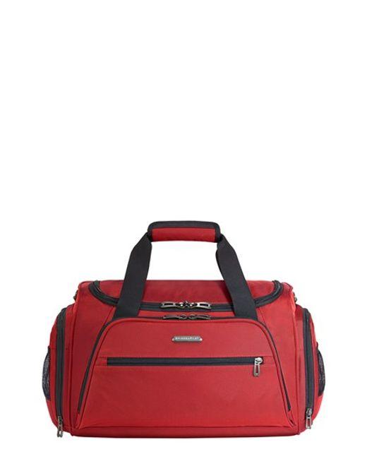 Briggs & Riley | Red 'transcend' Duffel Bag for Men | Lyst