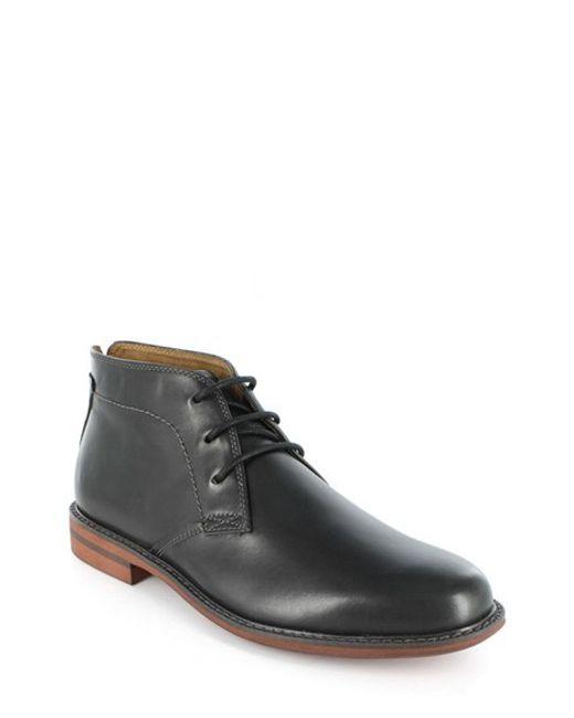 Florsheim | Black Doon Chukka Boot for Men | Lyst