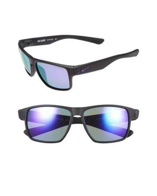 Nike   Black 'mavrk' 59mm Sunglasses   Lyst