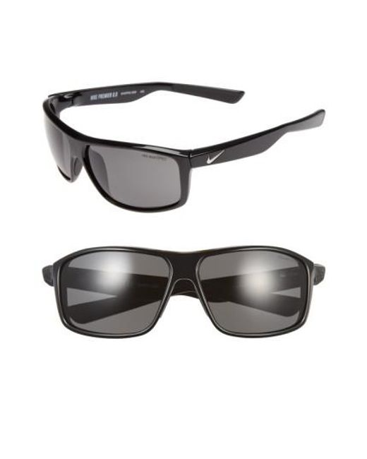 Nike | Black 'premier 8.0' 63mm Sunglasses | Lyst