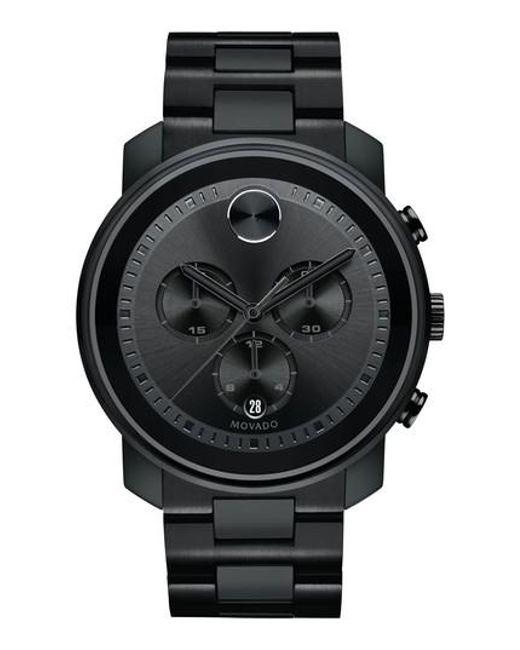 Movado | Metallic 'bold' Chronograph Bracelet Watch for Men | Lyst