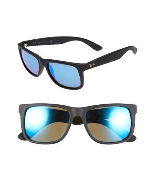 Ray-Ban - Metallic 54mm Sunglasses for Men - Lyst