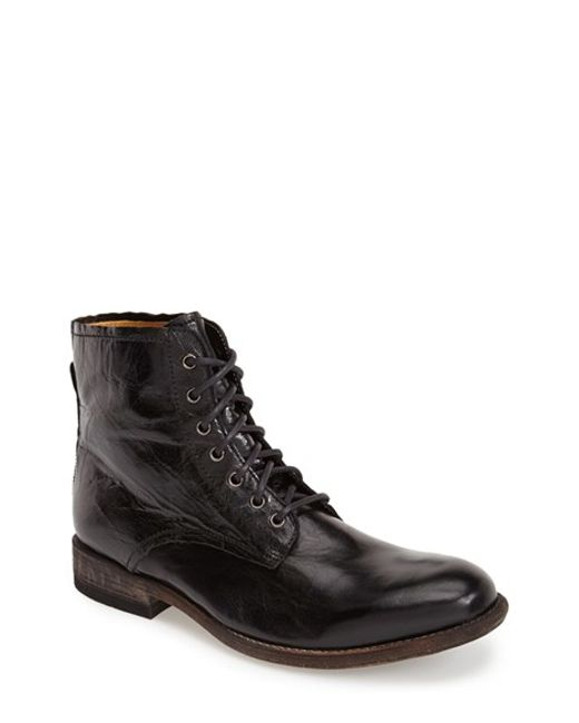 Blackstone | Black 'im26' Plain Toe Boot for Men | Lyst