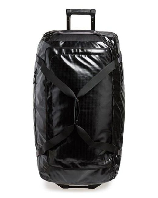 Patagonia | 'black Hole' Rolling Duffel Bag for Men | Lyst