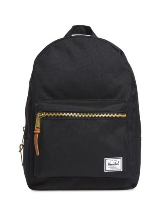 Herschel Supply Co. | Black Grove Backpack for Men | Lyst