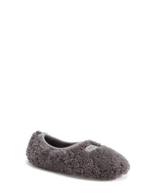 Ugg | Gray 'Birche' Slipper | Lyst