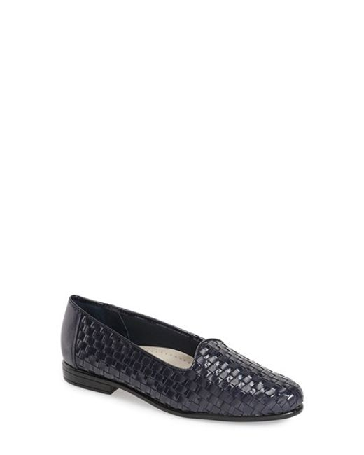Trotters | Blue Slip-on | Lyst