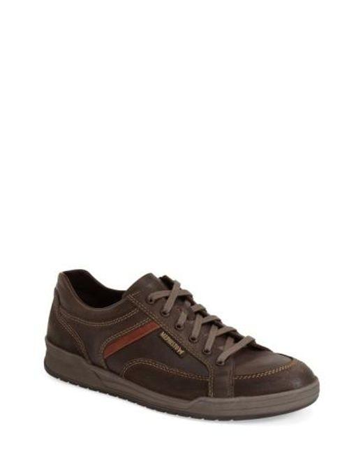 Mephisto | Brown 'rodrigo' Sneaker for Men | Lyst