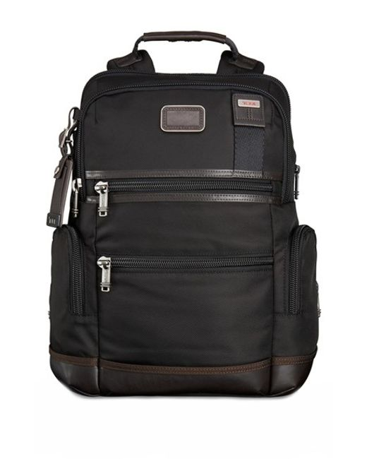 Tumi   Brown 'alpha Bravo - Knox' Backpack for Men   Lyst