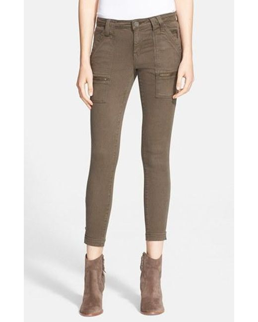 Joie | Natural Park Skinny Pants | Lyst