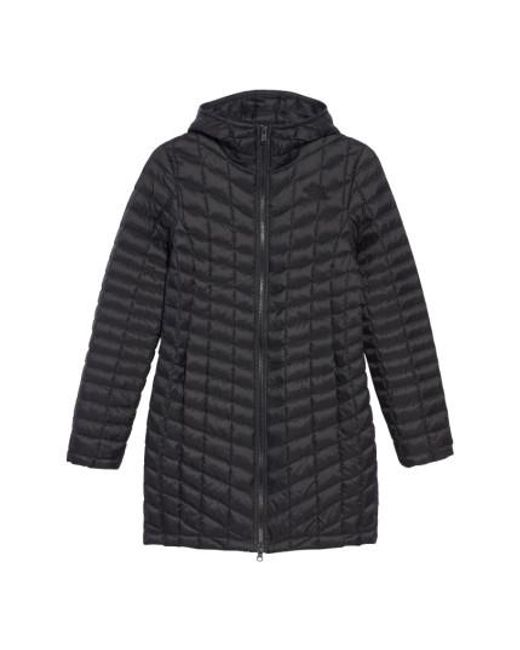 The North Face | Black Thermoball(tm) Primaloft Hooded Parka | Lyst