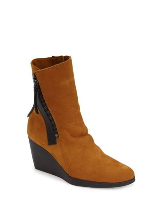 Arche | Brown Vitahe Water-Resistant Boots  | Lyst