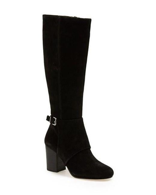 BCBGeneration | Black 'denver' Knee High Boot | Lyst