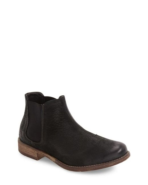 Josef Seibel | Black 'sienna 05' Chelsea Bootie (women) for Men | Lyst
