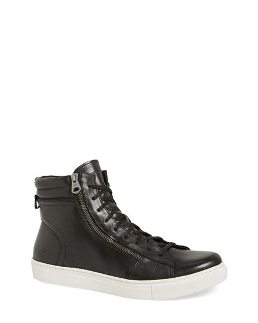 Andrew Marc | Black 'remsen' Sneaker for Men | Lyst