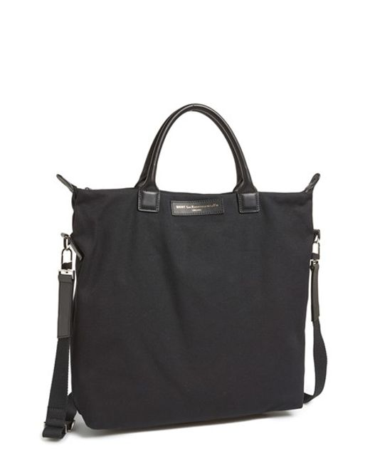 Want Les Essentiels De La Vie | Black 'o'hare' Tote Bag for Men | Lyst