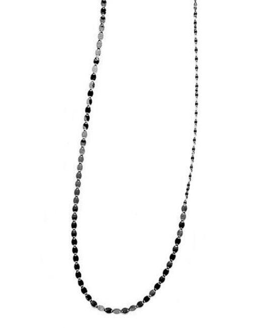 Lana Jewelry | Metallic 'long Vanity' Strand Necklace | Lyst