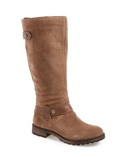 Naturalizer | Brown 'tanita' Boot | Lyst
