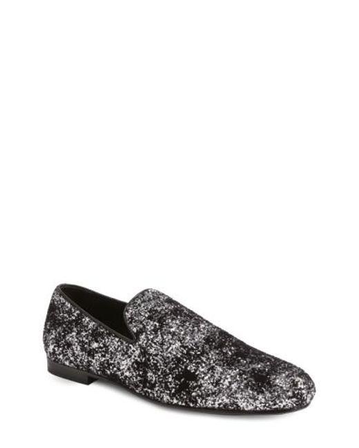 Jimmy Choo   Black 'sloane' Loafer for Men   Lyst