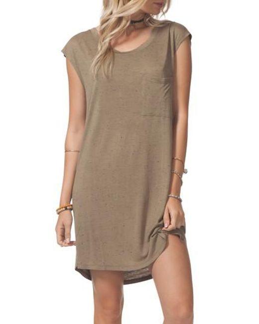 Rip Curl | Multicolor Premium Surf Knit Dress | Lyst