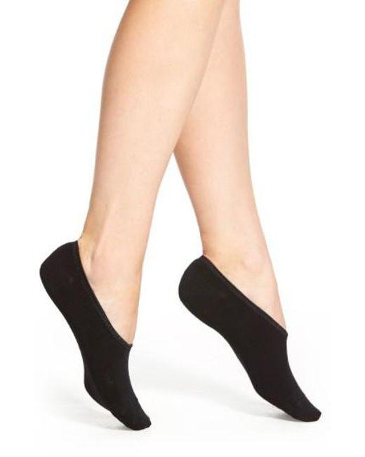 Smartwool | Black 'hide And Seek' No-show Socks | Lyst
