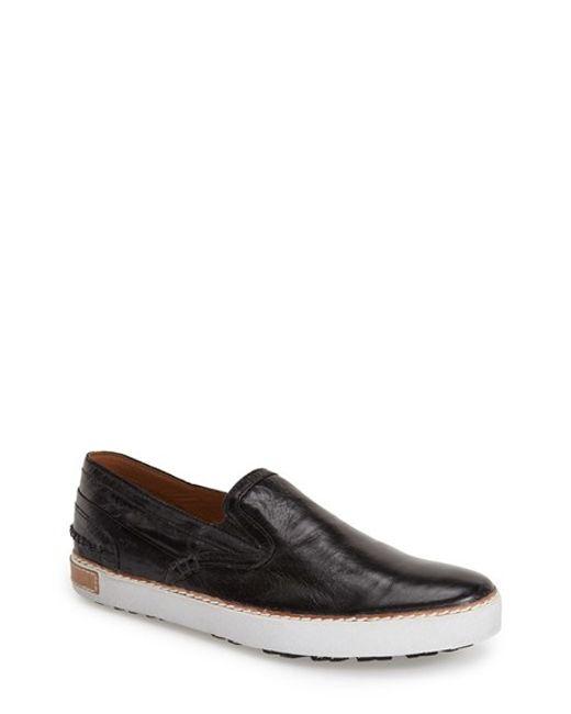 Blackstone | Black 'scm 003' Slip-on for Men | Lyst