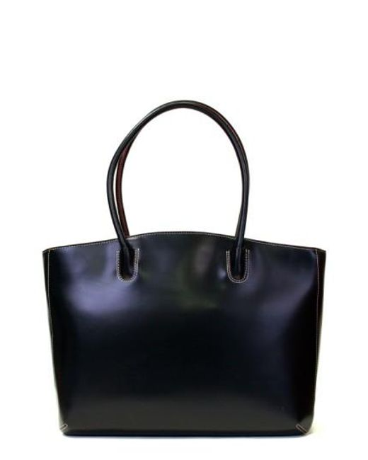 Lodis | Black 'audrey - Milano' Leather Computer Tote | Lyst