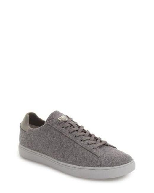 CLAE - Gray 'Bradley' Sneaker for Men - Lyst