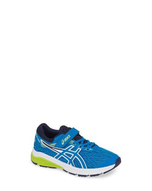 b7a571c4eafe Lyst - Asics Asics Gt 1000 7 Running Shoe in Blue for Men