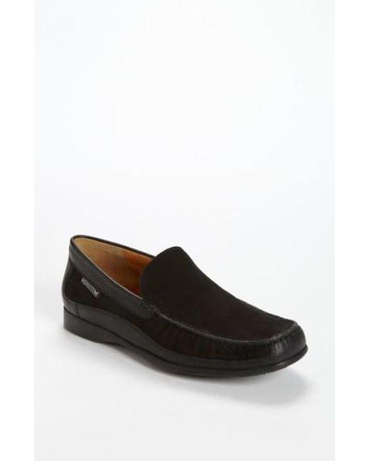 Mephisto   Black 'baduard' Loafer for Men   Lyst