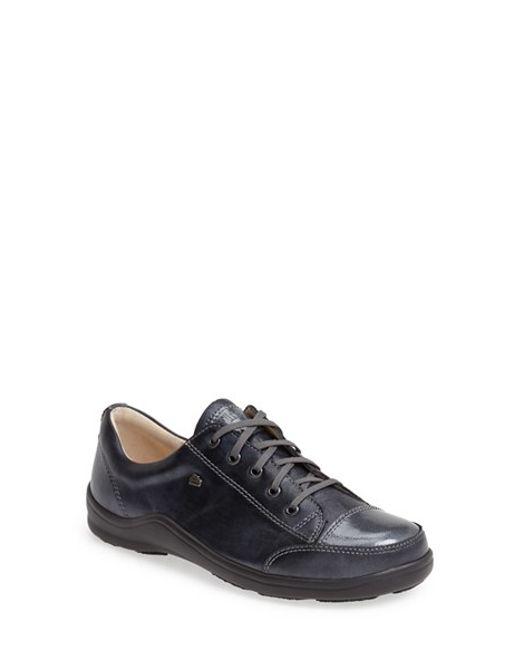 Finn Comfort   Black 'soho' Sneaker   Lyst