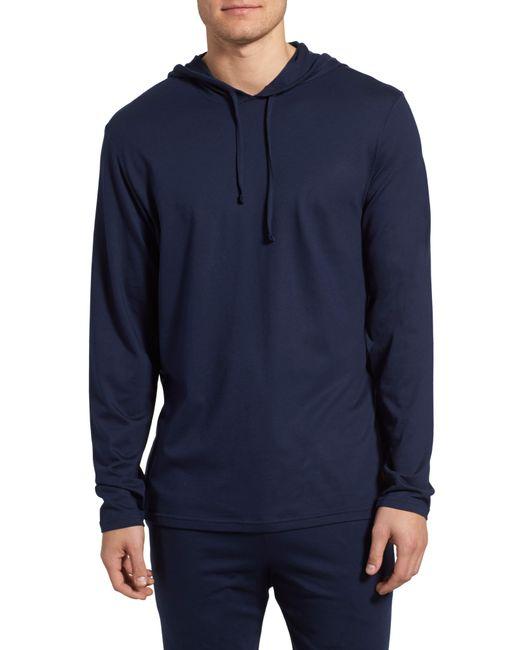 Polo Ralph Lauren Black Pullover Hoodie for men