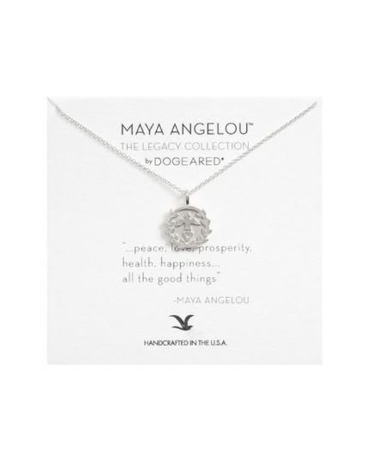 Dogeared | Metallic Legacy - Peace Love Prosperity Multi-icon Pendant Necklace | Lyst