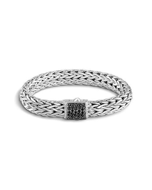 John Hardy | Metallic 'classic Chain' Large Bracelet | Lyst