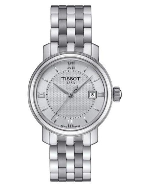 Tissot - Metallic Bridgeport Bracelet Watch - Lyst